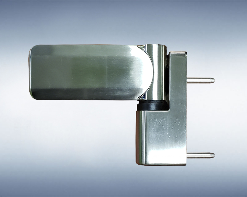 Bisagra 3D 110mm. Look Inox
