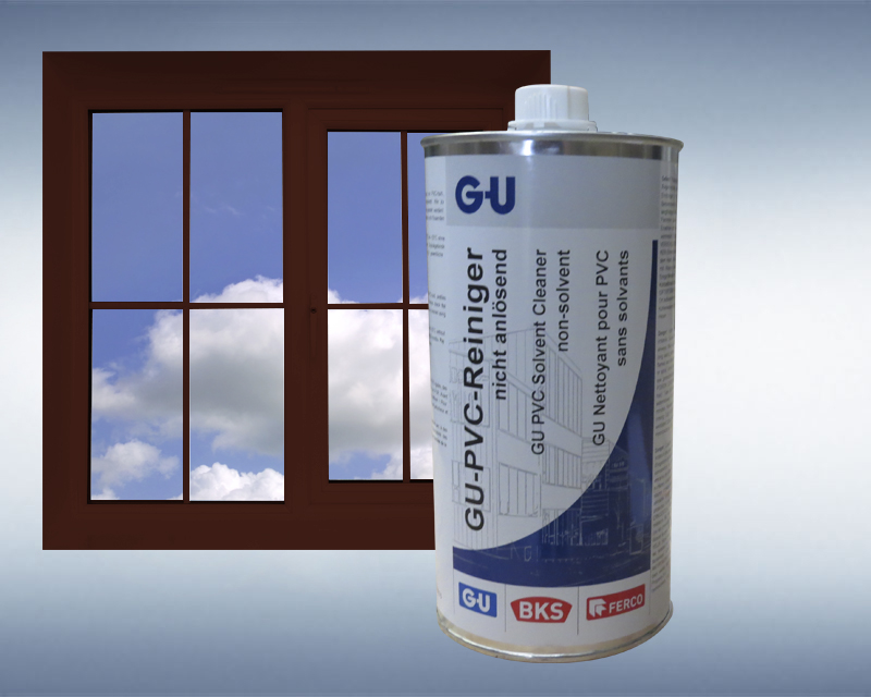 Limpiador PVC foliados G-U Plast