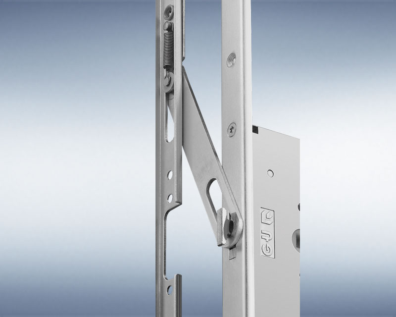 Cerradura Multipunto MR2, para puertas de acceso