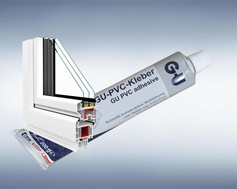 Adhesivos para PVC G-U Plast Transparente