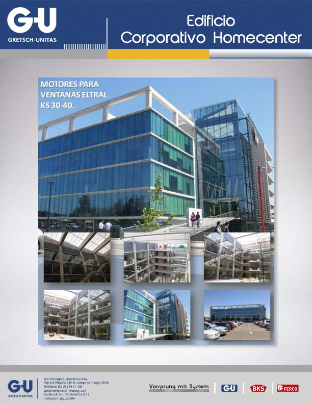 Edificio Corporativo HomeCenter