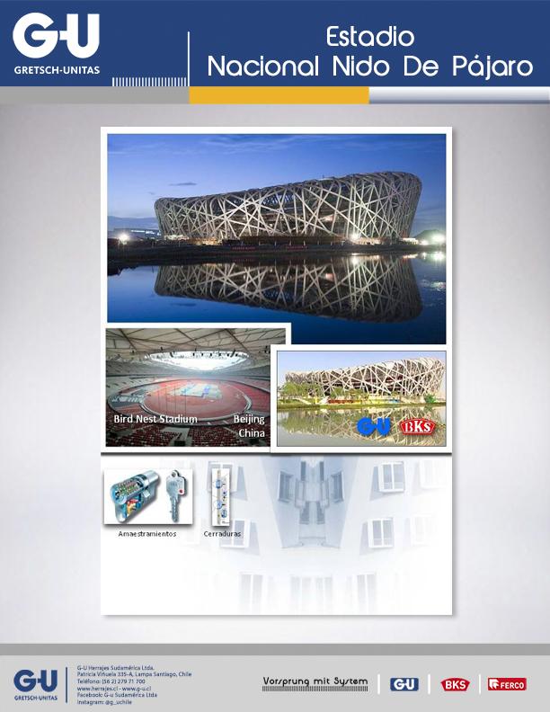 Estadio Nacional Nido de Pajaro